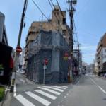 中央区  春吉の新築店舗事務所