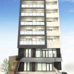 中央区 渡辺通の新築店舗事務所