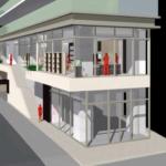 中央区 赤坂の新築店舗事務所