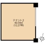 中央区 港の新築店舗事務所