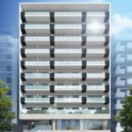 中央区 薬院の新築店舗事務所