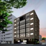 中央区 谷の新築店舗事務所